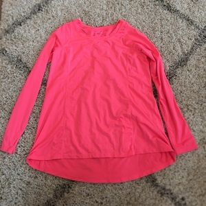 Maternity workout top